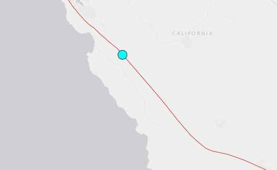 4.1-magnitutde earthquake strikes near Pinnacles