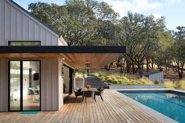 Bennett Residence Pool House