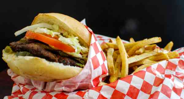 Best burgers in Paso Robles