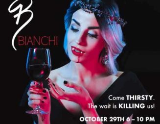 Bianchi Winery hosting Halloween Costume Party
