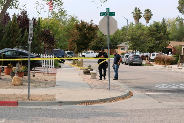 man shot in face in paso robles, ca