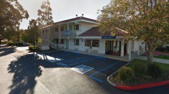 motel 6 assault slo