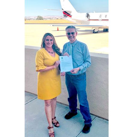 paso robles airport spaceport