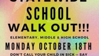 Statewide School Walkout Paso Robles