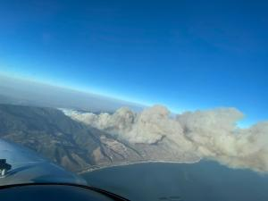 Update Alisal Fire grows to over 15,000 acres