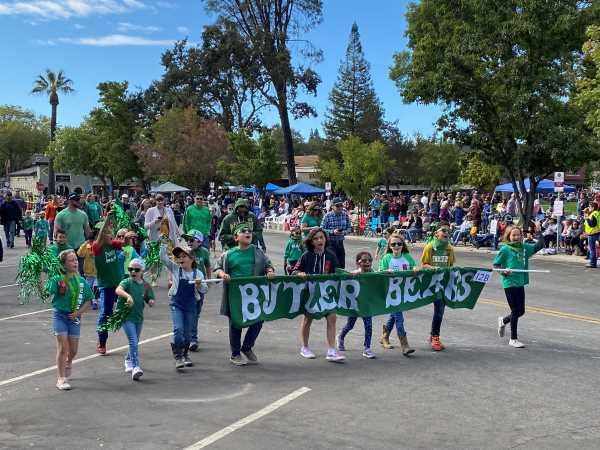 butler bears parade